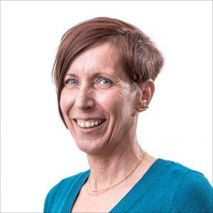 Anneli Rosenius, distriktschef