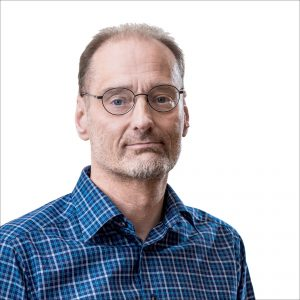 Mikael Havo, administrativ chef