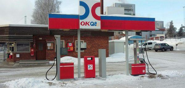 OKQ8 Munksund